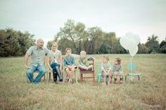 adoption family portrait