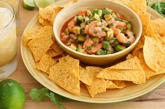 shrimp ceviche by crumblycookie, via Flickr