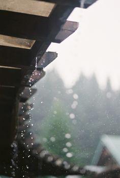 .rainy afternoon