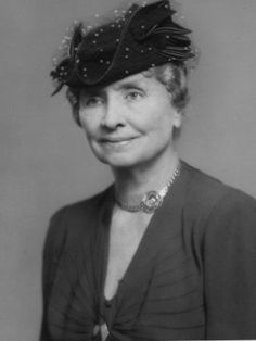 """""""Life is either a daring adventure or nothing"""" -  Helen Keller. When Miss Sullivan described God to her she said, """"I know Him! I know Him! I didn't know His name!"""" He has set eternity in their hearts. Ecclesiastes 3:11"""