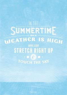 ☮ American Hippie Art Quotes ~ Summer