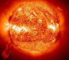 Curiosidades sobre el Sol