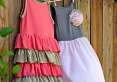little dresses, dress patterns, baby girl dresses, dress tutorials, knit fabric, baby dresses, sewing blogs, fabric sewing, little girl dresses