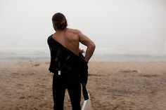 cool in wetsuit