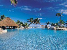 Fiji looks so pretty