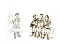 Tribute to Dr. Egon Spengler: Our Favorite Fanart