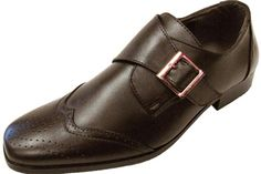 Men's Kurt Brown Vegan Dress Shoes - $49.30