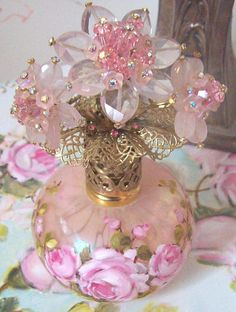 perfume bottle. This is definitely a Wow. b.