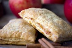Apple Cinnamon Toaster Strudels recipe at Apartment Therapy The Kitchn..Looks tasty!!