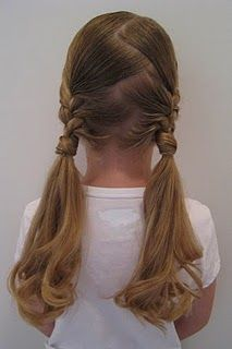 how do I get my girls hair to grow faster so that I can do this?