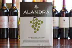 The Reverse Wine Snob: The Best Box Wines - Esporao Alandra White 2013. A fresh, light and highly quaffable wine that you'll be quite glad comes in a box. A blend of Antao Vaz, Perrum and Arinto from Alentejo, Portugal. http://www.reversewinesnob.com/2014/10/the-best-box-wines-esporao-alandra-white.html #wine #winelover