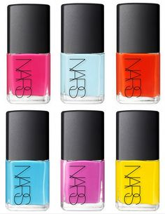 Nars x Thakoon Nail Collection