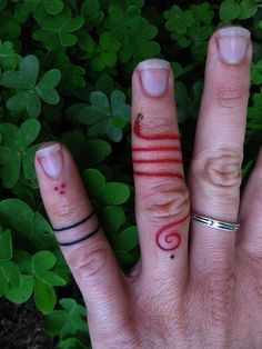 little snake tattoo - Google Search