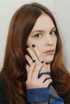 Best Fall 2013 Nail Trends To Try Now | Black is Back