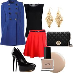 Date Night, created by saratoeppler on Polyvore