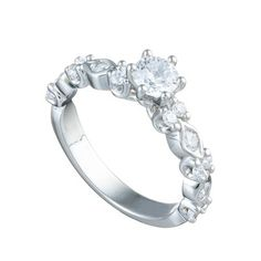Spence Diamonds Engagement Rings - Style 7628