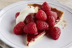 Driscoll's Dorie Greenspan's DIY Raspberry Tart www.driscolls.com raspberri tart, raspberri yummi, raspberri dessert, diy raspberri