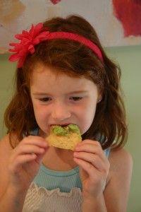 Guacamole! School Lunch Ideas from @Koala Pouch