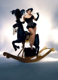 Sexy rocking horse?