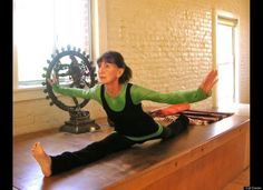 """""""I started my own fashion label at 50, became a musician and learned Italian and French in my 70s, took tango and trapeze at 80 and walked into my first yoga class at 85. So, if you think you're old, think again!"""" (Read Phyllis Sues story here » http://huff.to/10cvnro) Phyllis Sues: Loving Life at 90"""