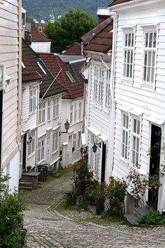 Bergen, Norway  via Cynthia Scott Taeger