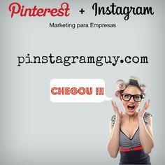 Pinstagramguy.com Chegou!!! Blog com tudo o que precisa sobre Pinterest e Instagram Marketing para empresas. CLIQUE para ver ! @Pinstagram . Guy