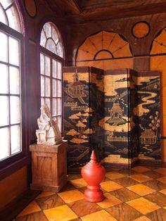 Miniature Room Interior Sweetington - Tim Sidford