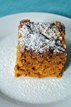 Pumpkin Apple Streusel Cake from @Kristján Örn Kjartansson Schoels