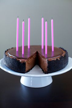 chocolate lover's cheesecake by annieseats, via Flickr