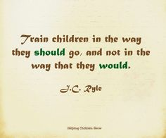 Helping Children GROW: Show Them the Way