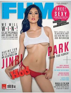 FHM , FHM Philippines , Jinri Park