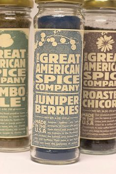 The Great American Spice Company #Iconika #Likes #Brand #Experience