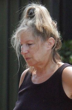 Celebrities without Makeup, BARBRA STREISAND