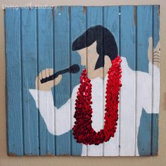 Elvis on Old Siding