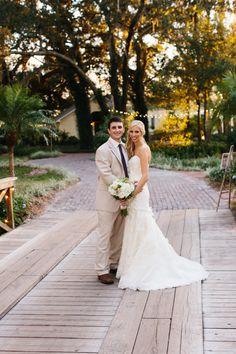Emily Lauren & Matt's Cross Creek Ranch wedding / photo: sophantheam.com