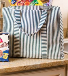 Create a #DIY tote bag for Mom | Find Mother's Day gifts at @J O-Ann Fabric and Craft Stores