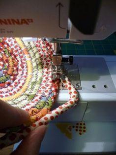 Scrap coiled mats