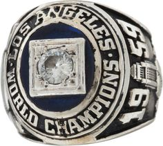 Los Angeles Dodgers 1959 World Series Ring