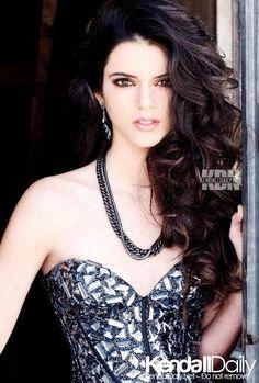 Kendall Kardashian hair-- alright this is beautiful