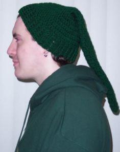 """Zelda """"Link Hat"""" Free Pattern"""