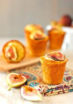 #RECIPE -fig and orange honey mini cakes