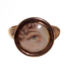 Lovers Eye Ring