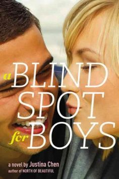A Blind Spot for Boys by Justina Chen - After a bad breakup and the discovery that her father's quickly going blind, sixteen-year-old photographer Shana and her parents travel to Machu Picchu for an adventure, where Shana meets Quattro, a boy with secrets of his own.