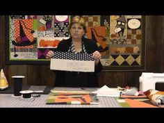 Block Of The Month (BOTM) #3 - Missouri Star Quilt Company - YouTube