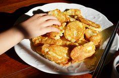 Korean pan-fried fish   www.kimchimom.com