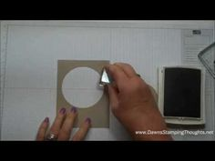Spinning in Circles card with Dawn - YouTube