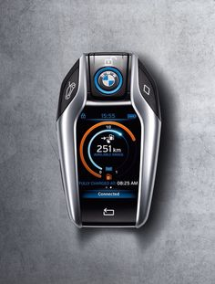 BMW i8 key fob may be the car key of the future