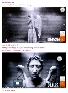 - Doctor Who, Weeping Angels