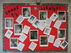 Terri's Teaching Treasures: Harris Burdick Writing