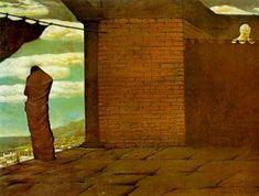 De Chirico - L'enigma dell'oracolo